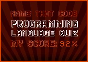 Name That Code