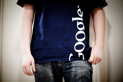 Google t-paita
