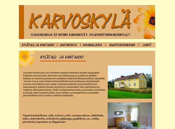 Karvoskylä