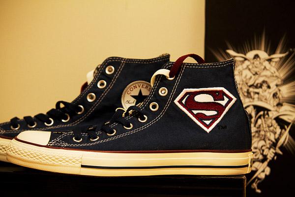 DC Comics x Converse Chuck Taylor