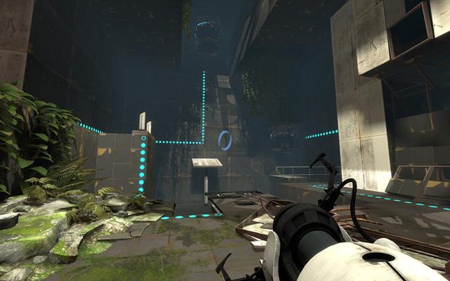Portal2 - testialue
