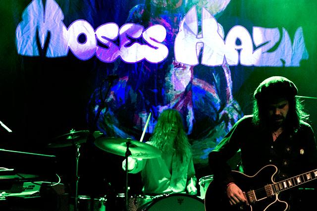 Moses Hazy