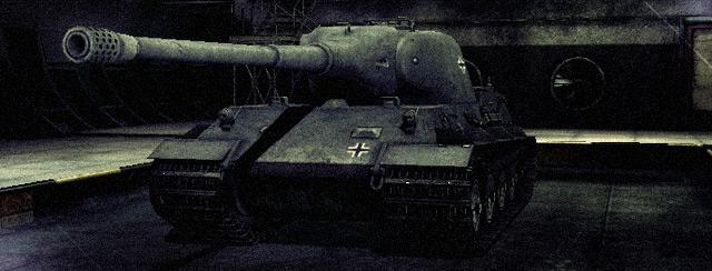 World of Tanks - Löwe