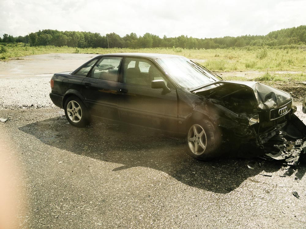 Audi rutussa