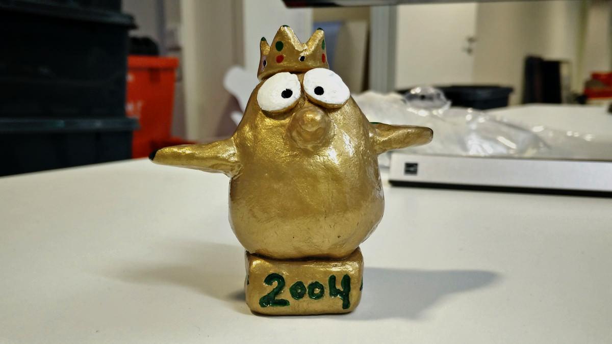Kultainen Kuukkeli 2004